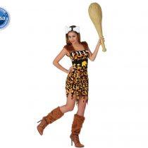 Disfraz de mujer cavernícola