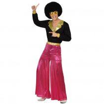 Disfraz de Chico Disco (Años 80)