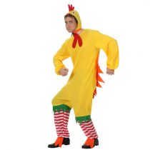 Disfraz de hombre pollito