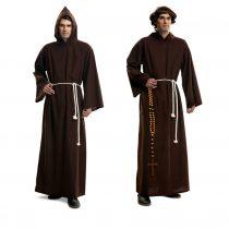 Disfraz de monje