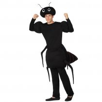 Disfraz de hormiga