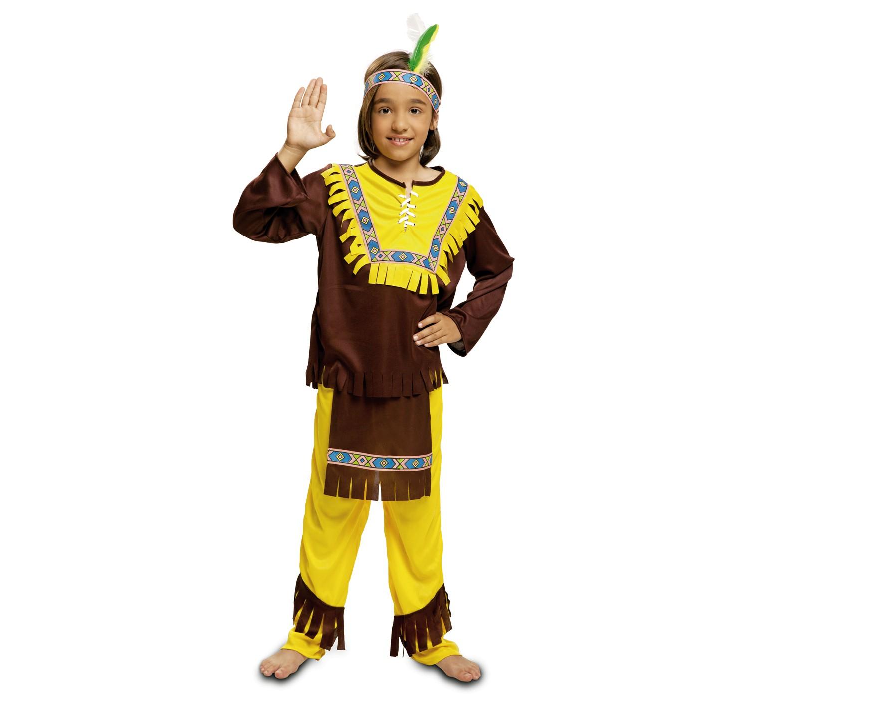 fiesta indio disfraz en Móstoles