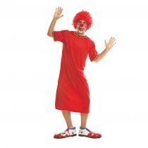 Disfraz de Payaso rojo