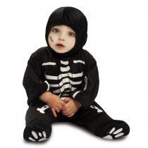 Disfraz esqueleto para bebe