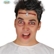 Cicatriz corte cabeza