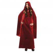 Disfraz Hechicera Roja