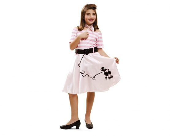 Disfraz de Pink Lady Doggie