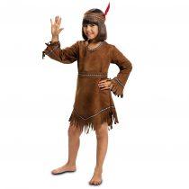 Disfraz de india niña