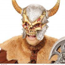 Máscara de vikingo terrorífico