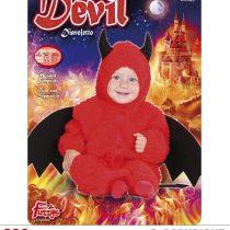 Disfraz diablillo