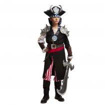 Disfraz Pirata Jack Devil