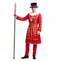 Disfraz Beefeater / Guardia Inglesa