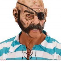 Máscara pirata