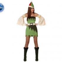 Disfraz de Chica del bosque