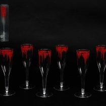 6 copas sangre