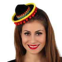 Mini sombrero mexicano