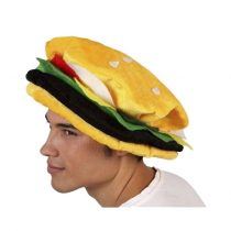Gorro hamburguesa