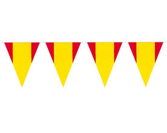 Guirnalda banderines España