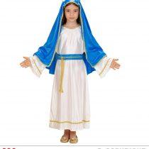 Disfraz de la Virgen María