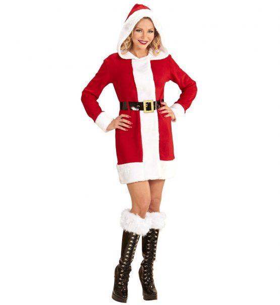 Disfraz de Mamá Noel