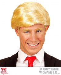 Peluca Presidente Americano