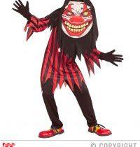 Disfraz Payaso Horroroso para niño