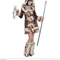 Disfraz Esquimal mujer