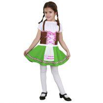 Disfraz Tirolesa para niña