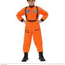 Disfraz Astronauta Naranja