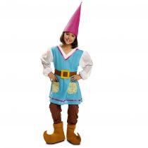 Disfraz Gnomo para niña
