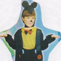 Disfraz Ratón para niño