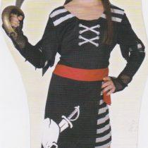 Disfraz Pirata para niña