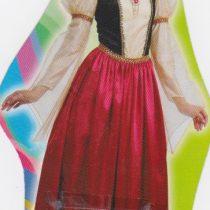 Disfraz Reina Medieval para mujer