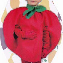 Disfraz Tomate para niño