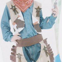 Disfraz Vaquero para niño