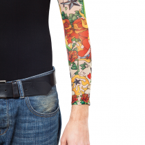 Par Mangas Tatuaje