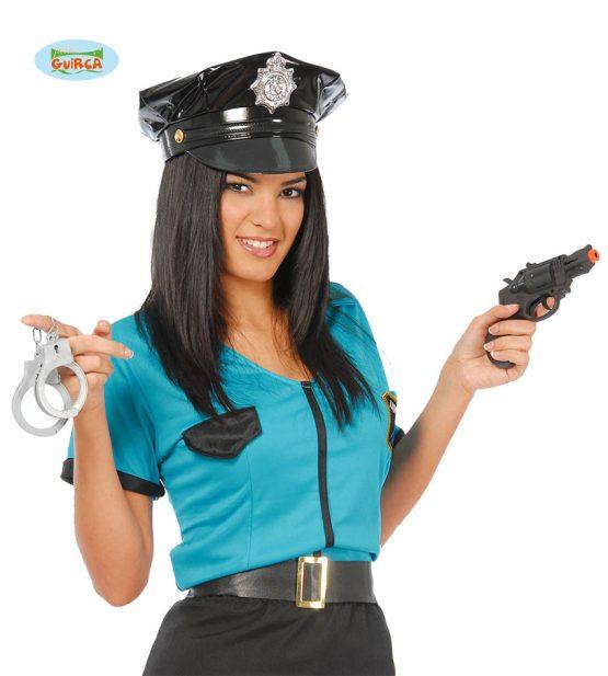 Pistola con esposas
