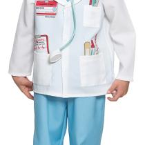 Disfraz Médico para niño