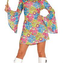 Disfraz Hippie para mujer