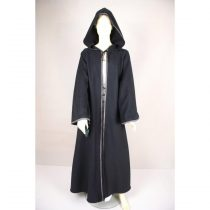 Capa abrigo medieval mujer
