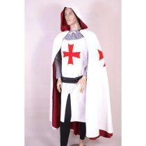 Capa reversible Templaria algodón