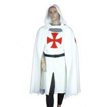 Capa Templaria Cruz Paté