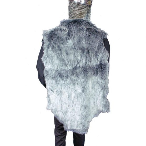 Capa Vikinga de pelo