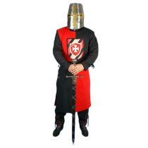 Sobrevesta medieval cuartelada  Enda