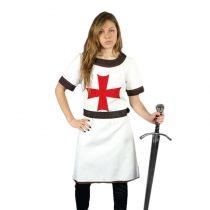 Traje Templario Corto mujer