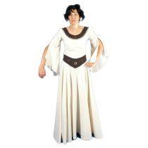 Vestido medieval Atenea Cotton
