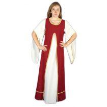 Vestido medieval mujer Aelis