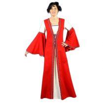 Vestido medieval mujer Aquila