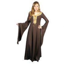 Vestido medieval mujer Toledo