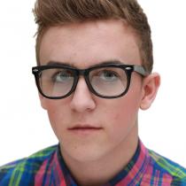 Gafas de intelectual